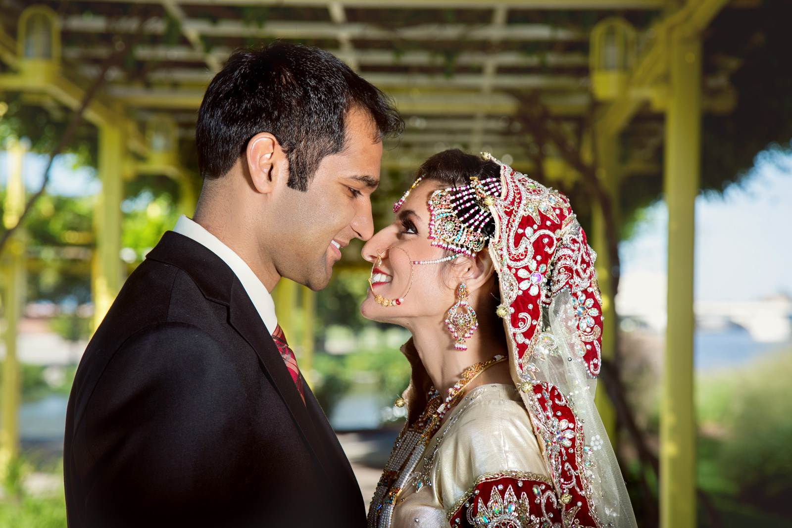 Toledo Hindu Wedding Photography Detroit Ohio