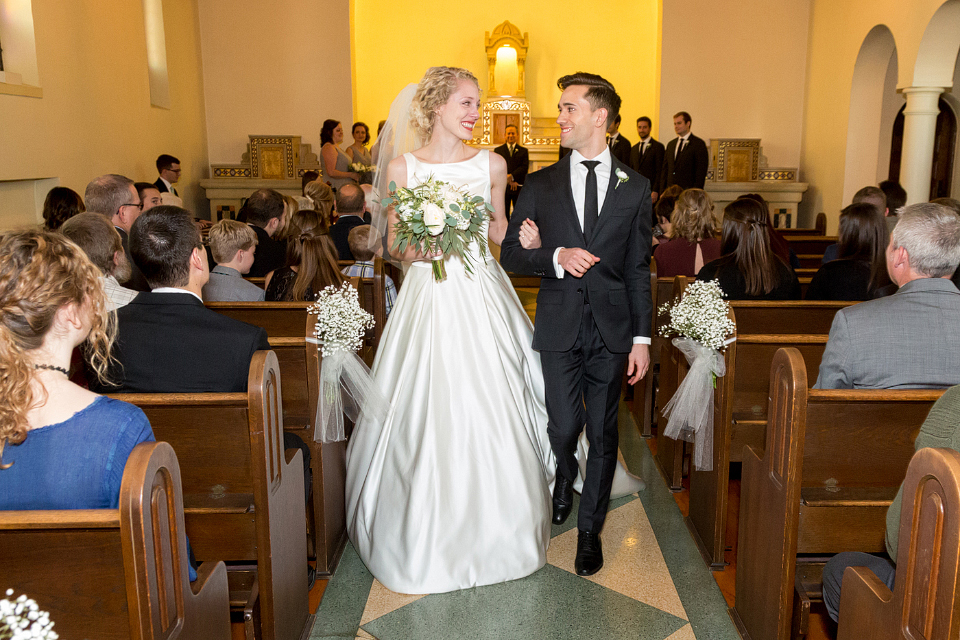Nazareth Hall Wedding Photos