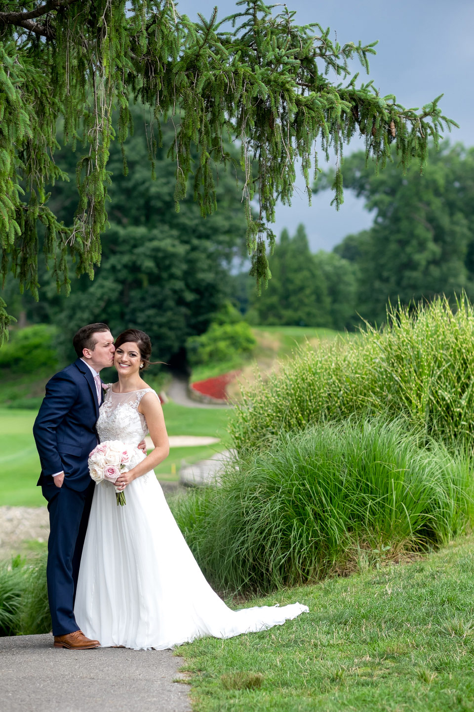 Sylvania Country Club Wedding Photos